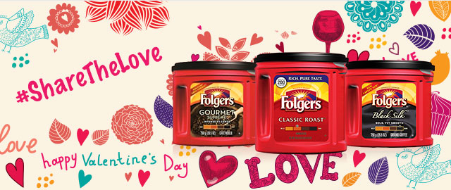 Folgers® Ground Coffee coupon