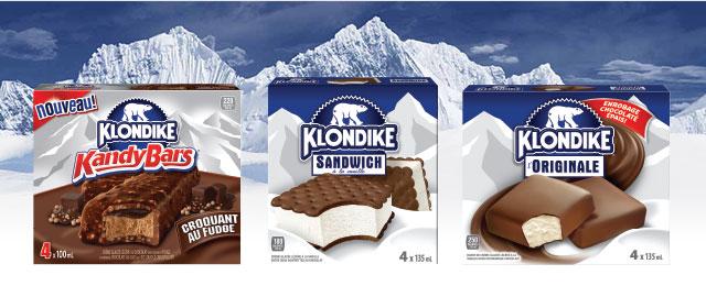 Klondike® Friandises Glacées coupon