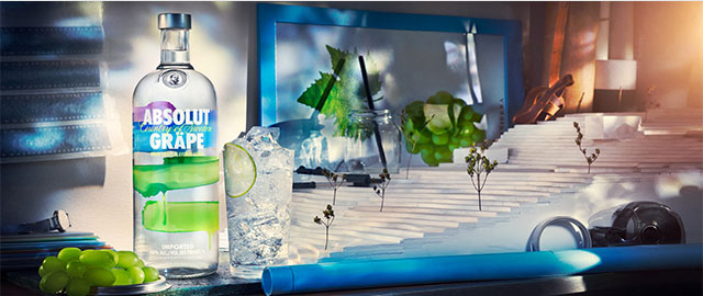 Absolut® Gräpe Vodka* coupon