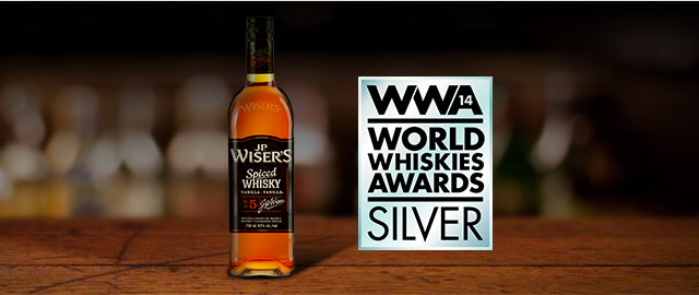 J.P. Wiser's® Spiced Vanilla Whisky* coupon