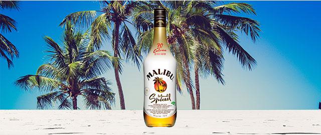MALIBU® Island Spiced Rum* coupon