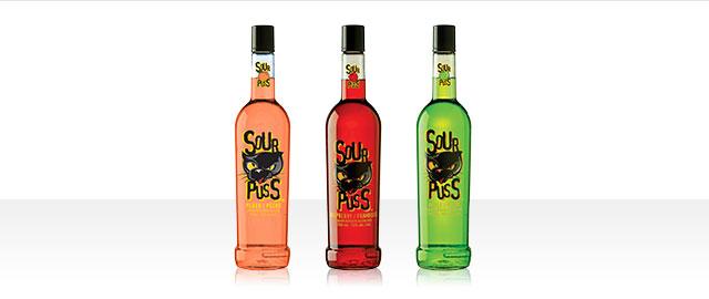 Sour Puss™ Liqueurs* coupon