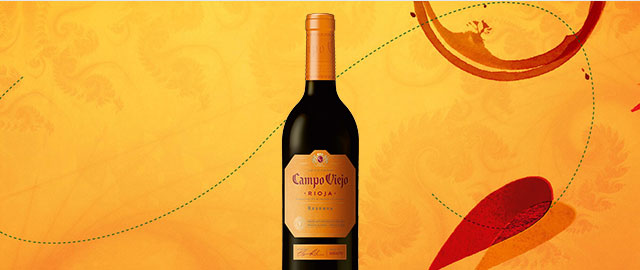 Campo Viejo Reserva* coupon
