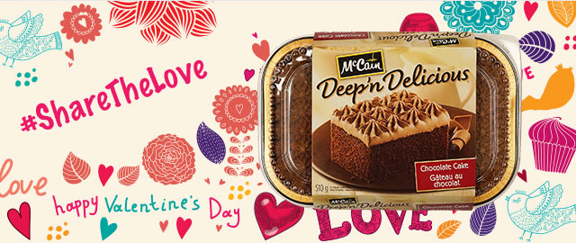 McCain® Deep'n Delicious® Desserts  coupon