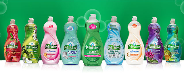 Palmolive* Ultra Dish Soap coupon