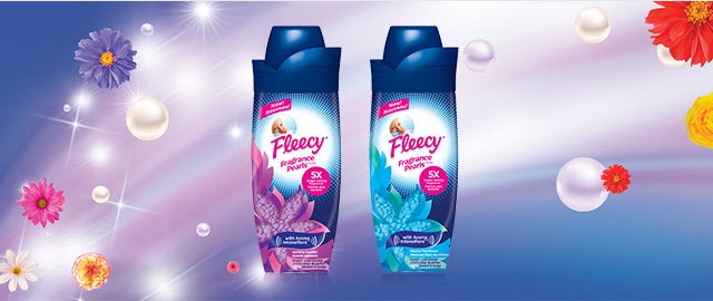 Fleecy* Fragrance Pearls™ coupon