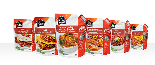 Club House Skillet Sauces  coupon
