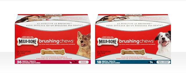 Milk-Bone* Brushing Chews* coupon