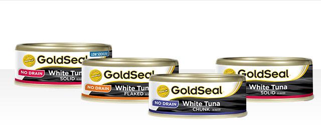 Buy 3: Gold Seal No Drain White Tuna coupon