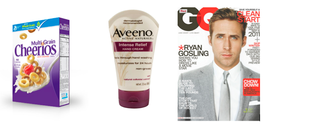 COMBO: Purple + Aveeno + Magazine (Barcode Test) coupon