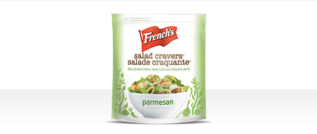 Salade Craquante ͫ ͨ  French's MD coupon