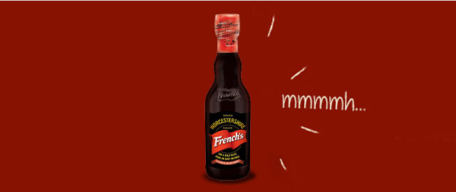 FRENCH'S® Worcestershire Sauce  coupon