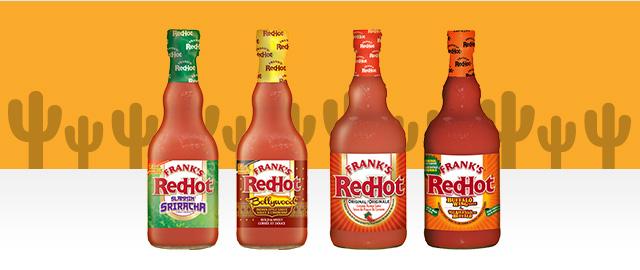 FRANK'S REDHOT® Sauce coupon