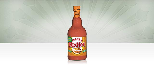 Sauce Frank´s RedHotMD pour ailes à la mode de Buffalo coupon
