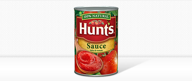 Buy 3: Hunt's® Tomato Sauces coupon
