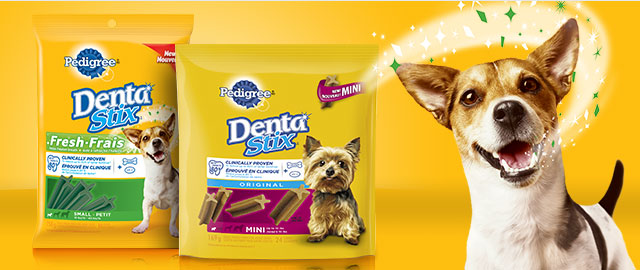 PEDIGREE® DOG TREATS coupon