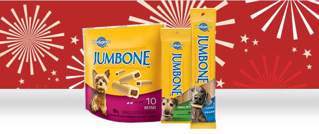 PEDIGREE® JUMBONE® Treats for Dogs coupon