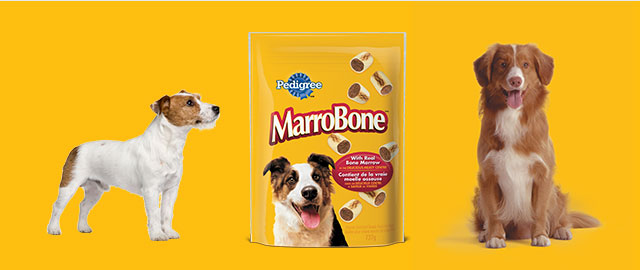 PEDIGREE MARROBONE® Treats for Dogs coupon