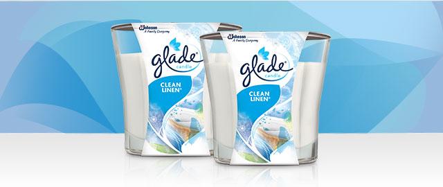 Glade® Jar Candles coupon