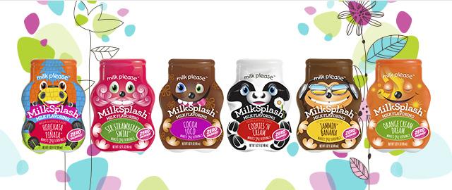 MilkSplash™ Zero Calorie Milk Flavoring coupon
