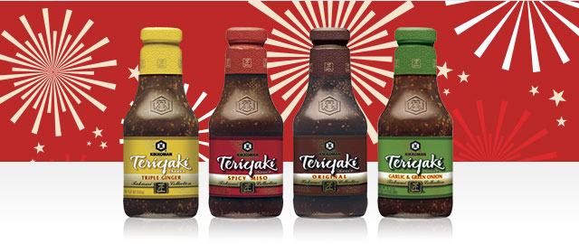 Kikkoman® Takumi Sauces coupon