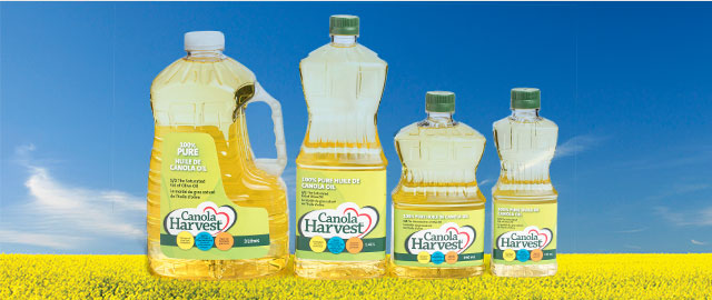 Canola Harvest® Canola Oil coupon