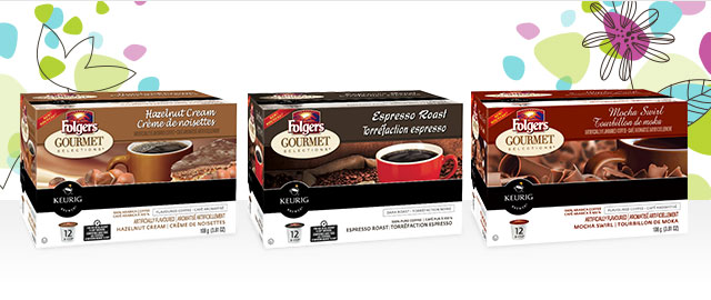 Select Folgers® K-Cup® Packs coupon