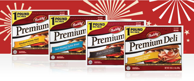 Buddig™ Premium Deli coupon