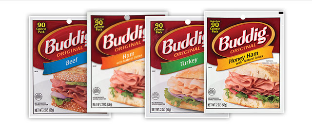 Buy 4: Buddig™ Original Deli Meats coupon