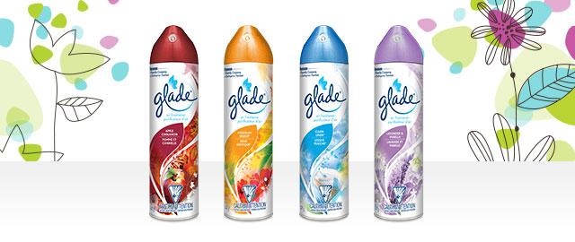 Unlocked! Buy 3: Glade® Aerosol  coupon