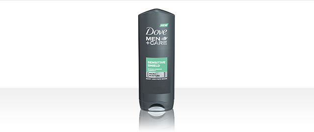 At Walmart: Dove® Men+Care coupon