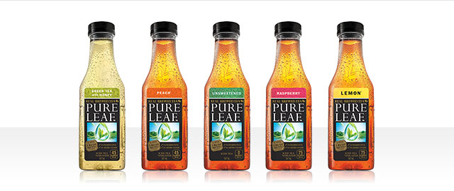 [FR] Pure Leaf Real Brewed Tea coupon