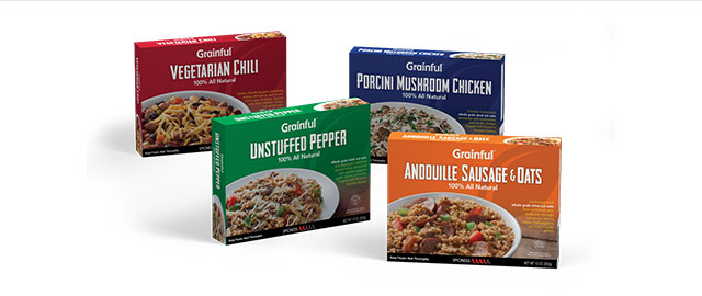 Grainful Frozen Entrees coupon