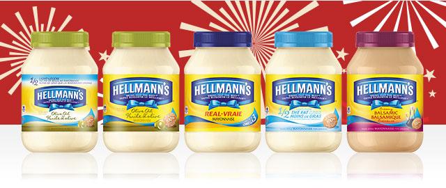 Produits Hellmann's® 1.42 L coupon