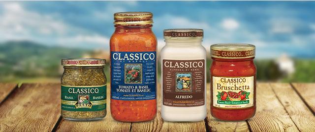 Buy 2: Classico® Pasta Sauce coupon