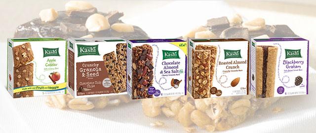 Kashi® snack bars coupon