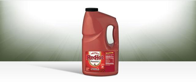 At Sam's Club: FRANK'S® RedHot® Sauce coupon