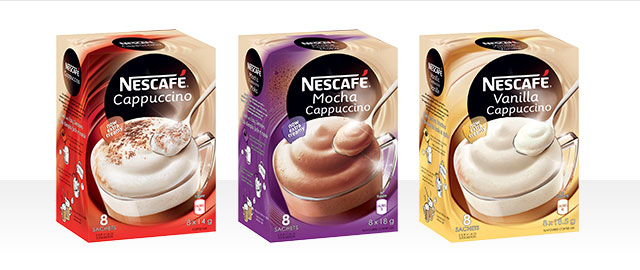 NESCAFÉ Cappuccino Products  coupon
