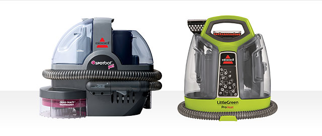 [FR] On bissell.ca: Select BISSELL® Portable Deep Cleaners coupon