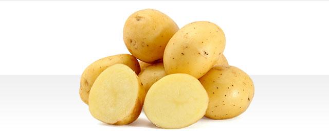 Déverrouillé! Pommes de terre coupon