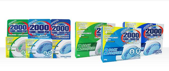 2000 Flushes  coupon