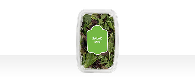 Salad mix coupon