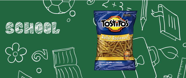 Tostitos® Rolls! Tortilla Chips coupon