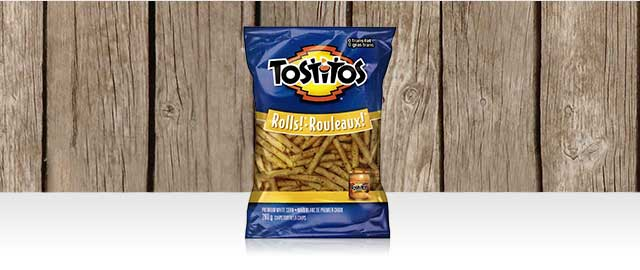 Tostitos® Rolls!™ Tortilla Chips coupon