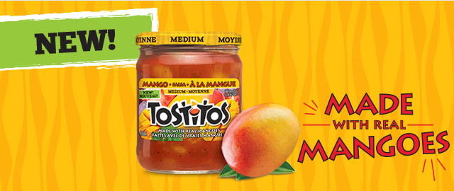 Tostitos® Mango Salsa  coupon