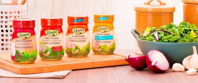 Renée's Gourmet Salad Dressing coupon