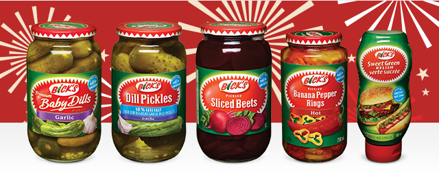 Bick's® Pickles & Specialty products coupon