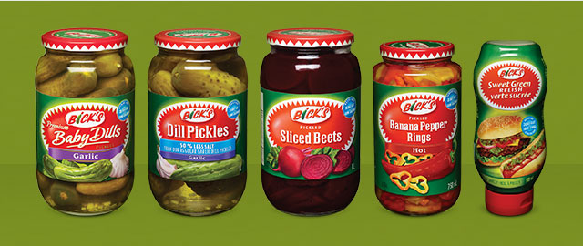 Buy 2: Bick's® Pickles & Specialty products coupon