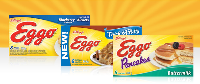 Eggo* Pancakes or Waffles coupon