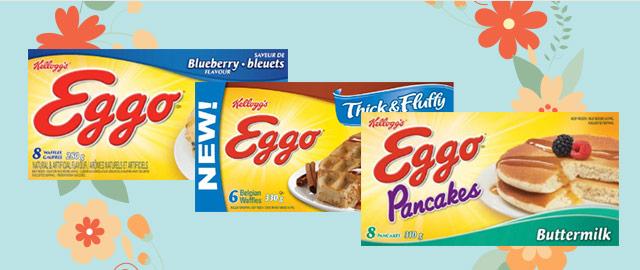 Eggo* Pancakes or Waffles coupon